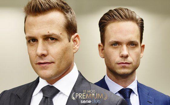 Première diffusion de la saison 5 de Suits, avocats sur mesure dès ce 11 avril.