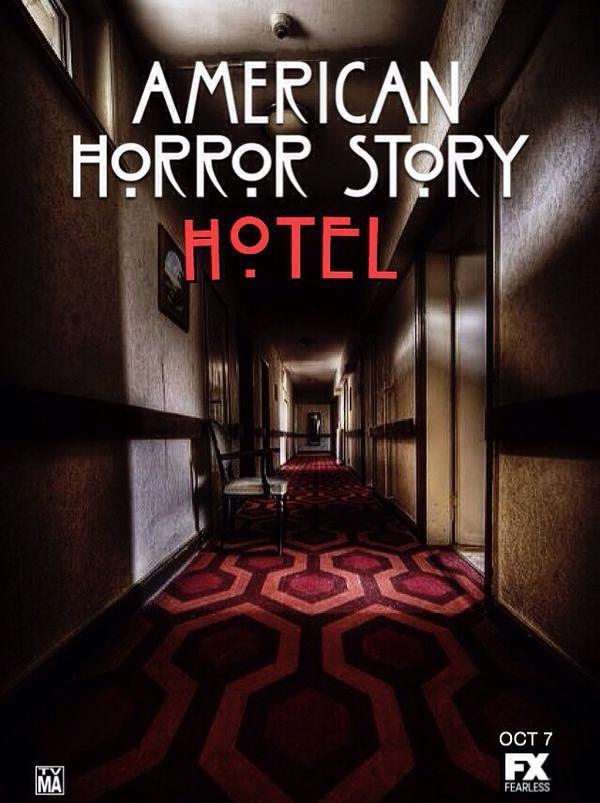 American Horror Story : Hotel, avec Lady Gaga, dès le 16 avril sur Ciné+.