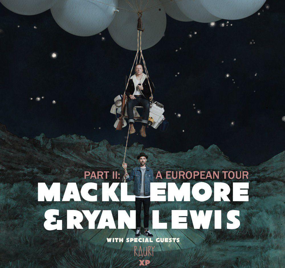 Le live de Macklemore et Ryan Lewis au Grand journal (Vidéo).