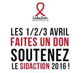 Les clips de la campagne Sidaction 2016, avec de nombreux animateurs (Vidéo).