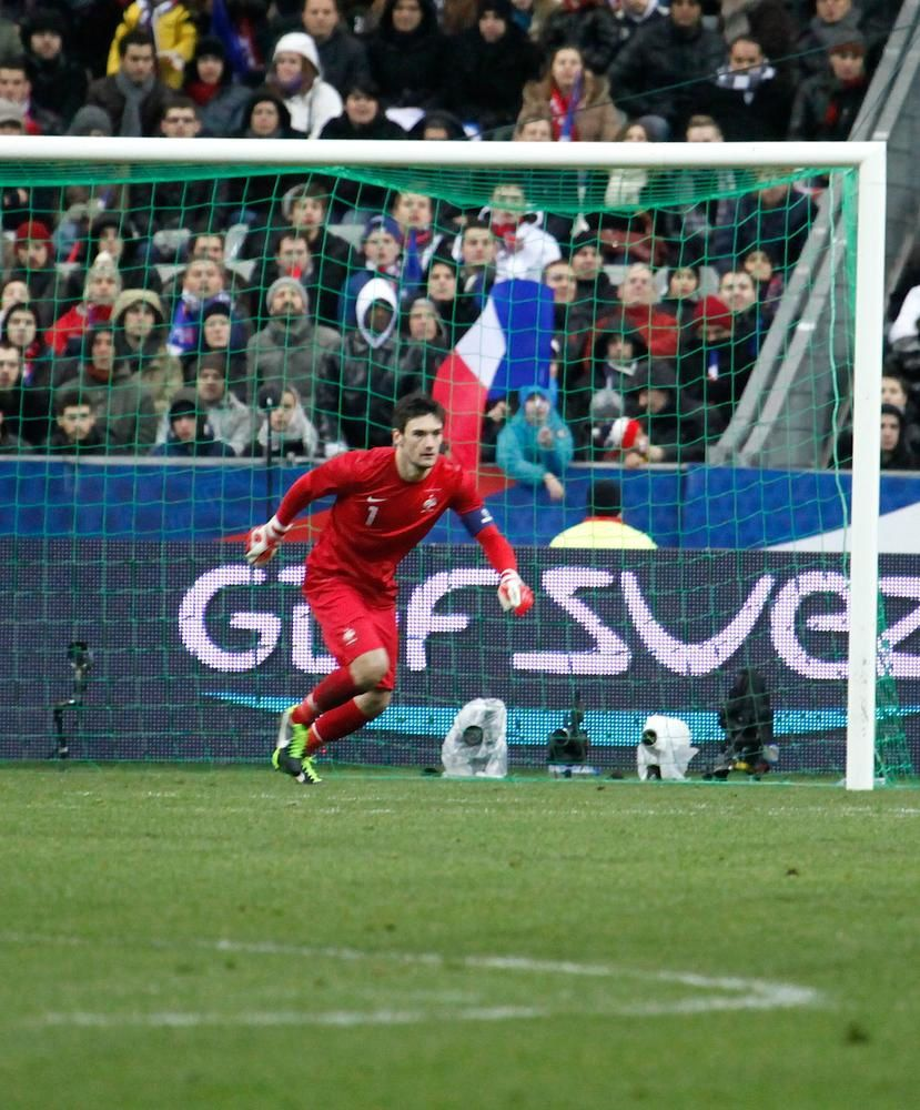 Lloris et Griezmann joueurs préférés chez les Bleus, Benzema boudé.