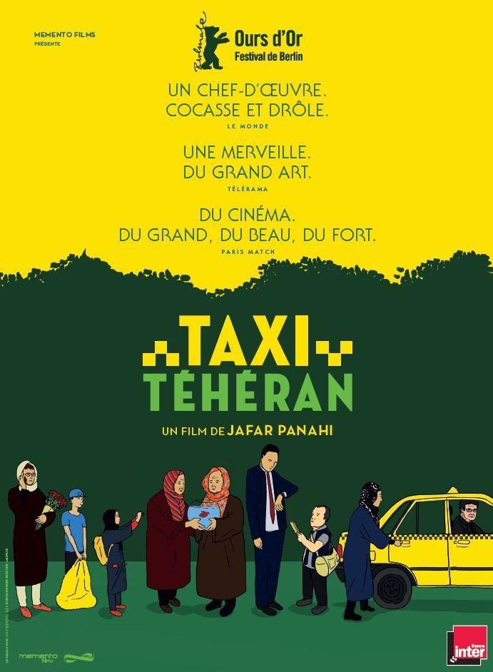 Ours d'Or à Berlin, Taxi Téhéran sur Canal+ Cinéma le 22 avril.