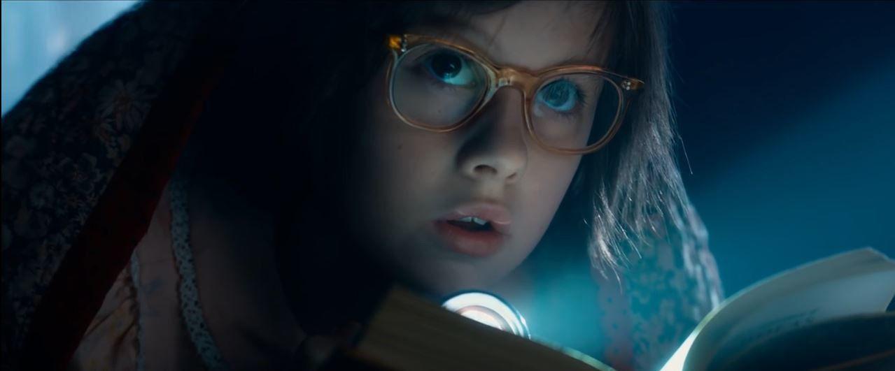 Nouvelle bande-annonce du film Le bon gros géant, de Spielberg.