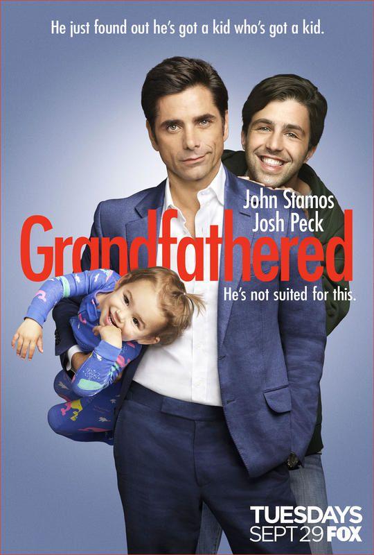 La série inédite Grandfathered arrive ce samedi soir sur Comédie+.