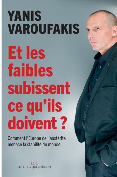 Débat entre Yanis Varoufakis et le philosophe Alain Badiou cette nuit sur France 2.