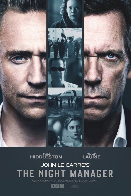 Série The Night Manager : une future diffusion sur France 2.