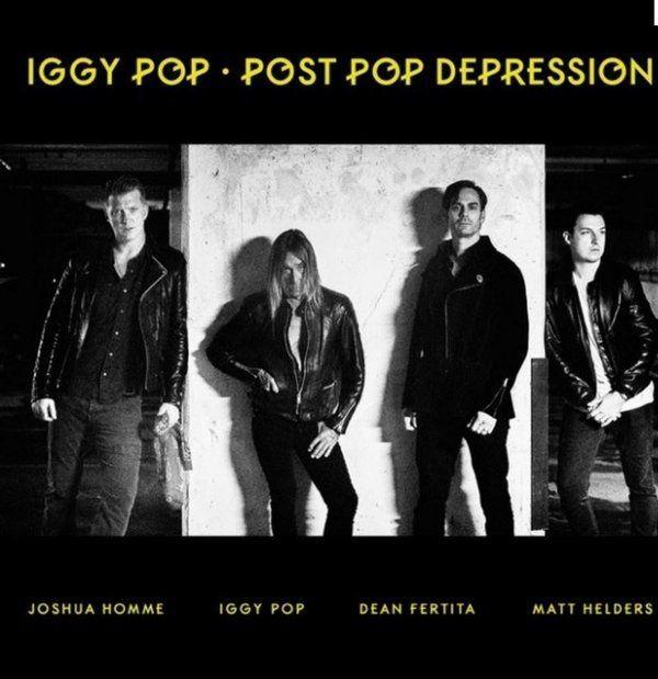 """""""Concert Privé"""" d'Iggy Pop pour une diffusion sur Canal+."""