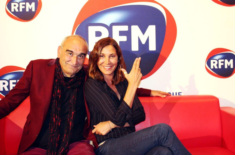 Marc Lavoine et Zazie premiers invités de Pascal Nègre sur RFM ce week-end (Extraits).