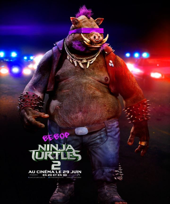 Box-office USA : Les Tortues Ninja en tête, mais loin du carton du volet précédent.