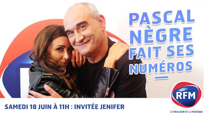 Extraits de l'interview de Jenifer par Pascal Nègre sur RFM (vidéos).