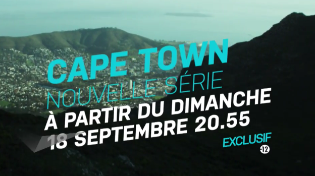 La série Cape Town dès ce 18 septembre sur 13ème RUE.