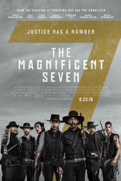 Box-office États-Unis : Les 7 mercenaires distancent Storks.