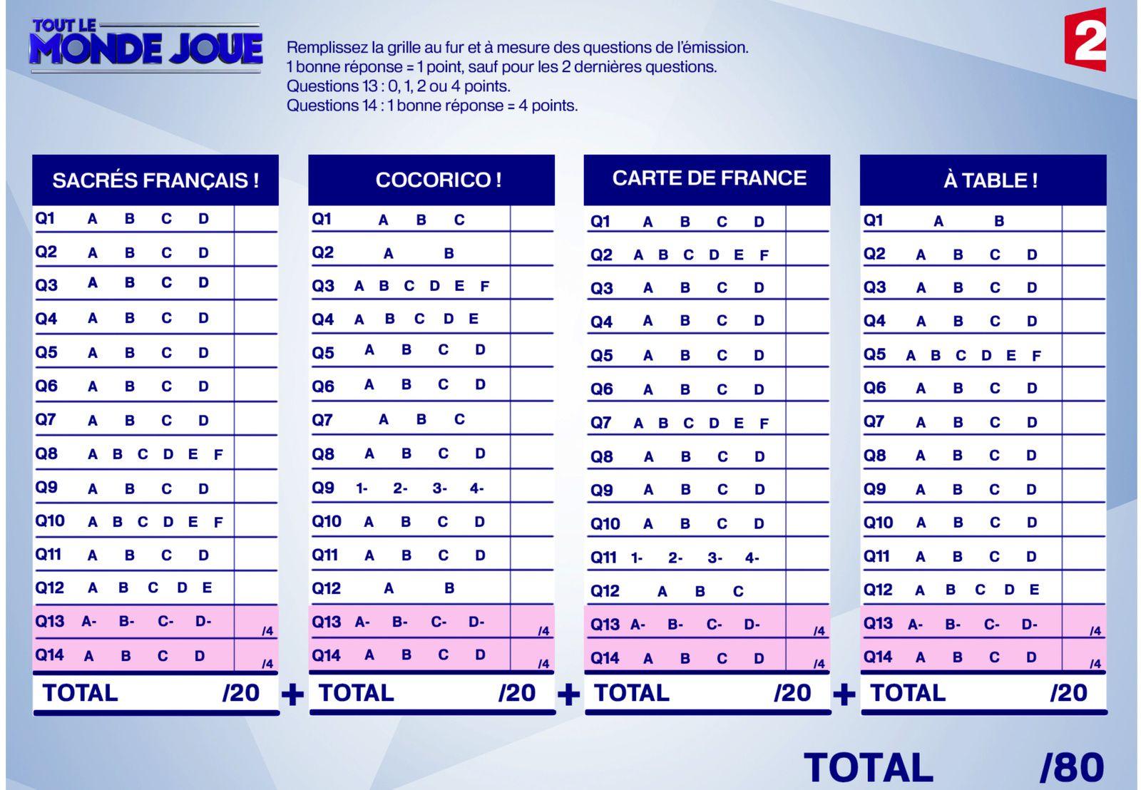 Tout le monde joue avec la France : téléchargez l'application ou le questionnaire.