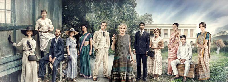 La série inédite Indian Summers à découvrir dès ce soir sur ARTE.