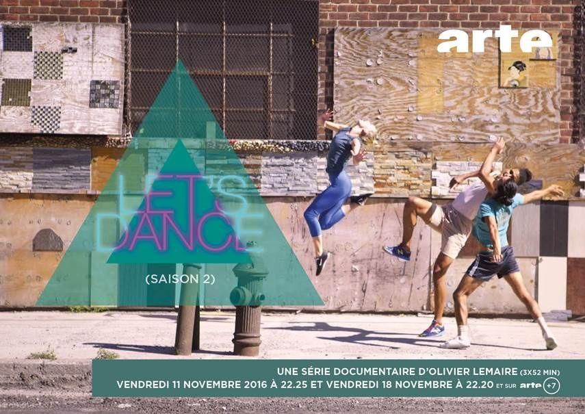 La saison 2 de Let's Dance les 11 et 18 novembre sur ARTE.