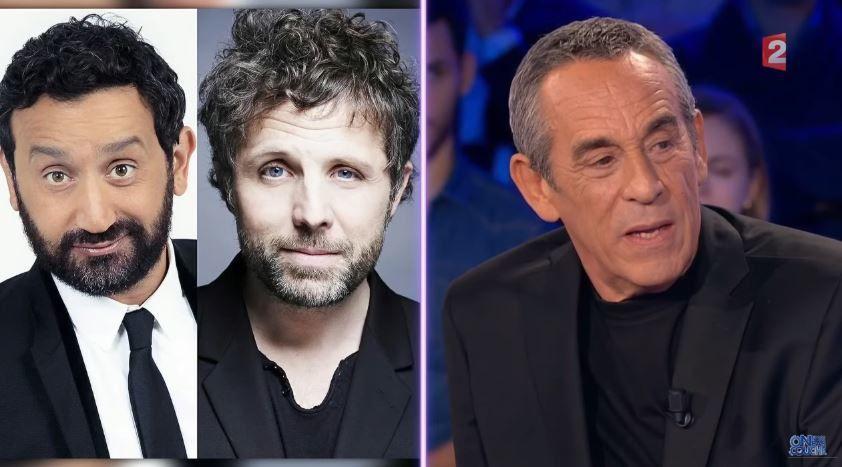 """Thierry Ardisson : """"J'ai sauvé la tête de Stéphane Guillon""""."""