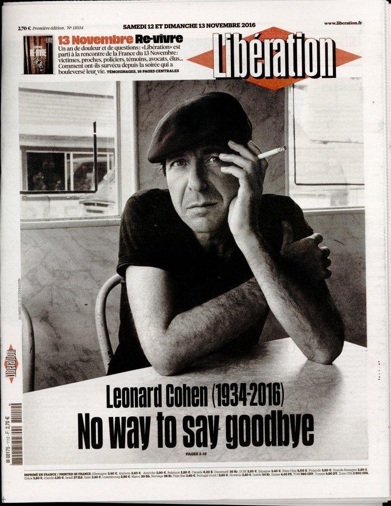 ARTE rend hommage à Leonard Cohen ce soir à 23h15.