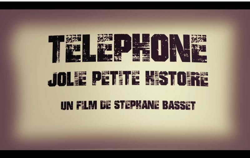 Téléphone, jolie petite histoire : film documentaire de Stéphane Basset ce soir.