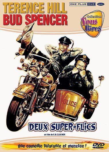 Soirée spéciale Bud Spencer et Terence Hill le 22 décembre sur AB1.