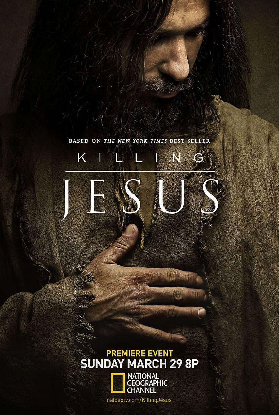 Killing Jesus ce 25 décembre sur RMC Découverte.