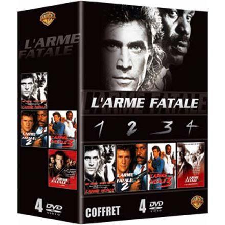 La saga L'arme fatale rediffusée en intégralité ce 1er janvier.