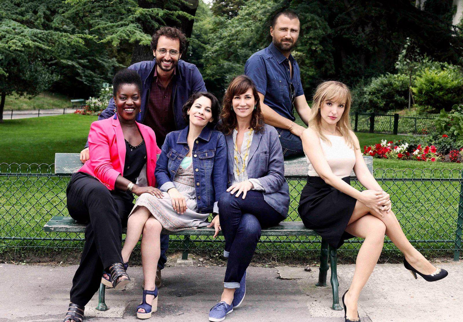 Extraits de la série française inédite Presque parfaites diffusée ce soir sur HD1.