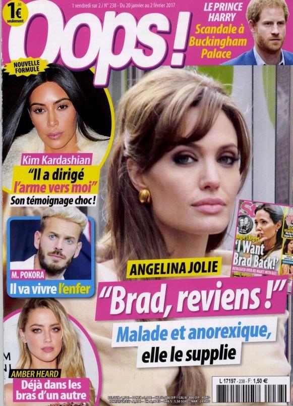 La Une de la presse people ce vendredi : Cyril Lignac, Vanessa Paradis, Nabilla...
