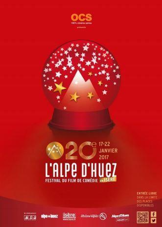 Voici le palmarès complet du festival de la comédie de l'Alpe d'Huez.