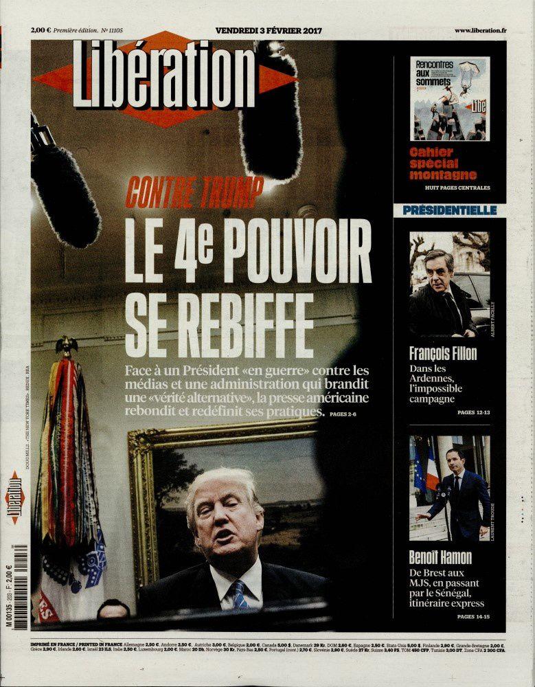 Presse Quotidienne Nationale : la une des éditions de ce vendredi.