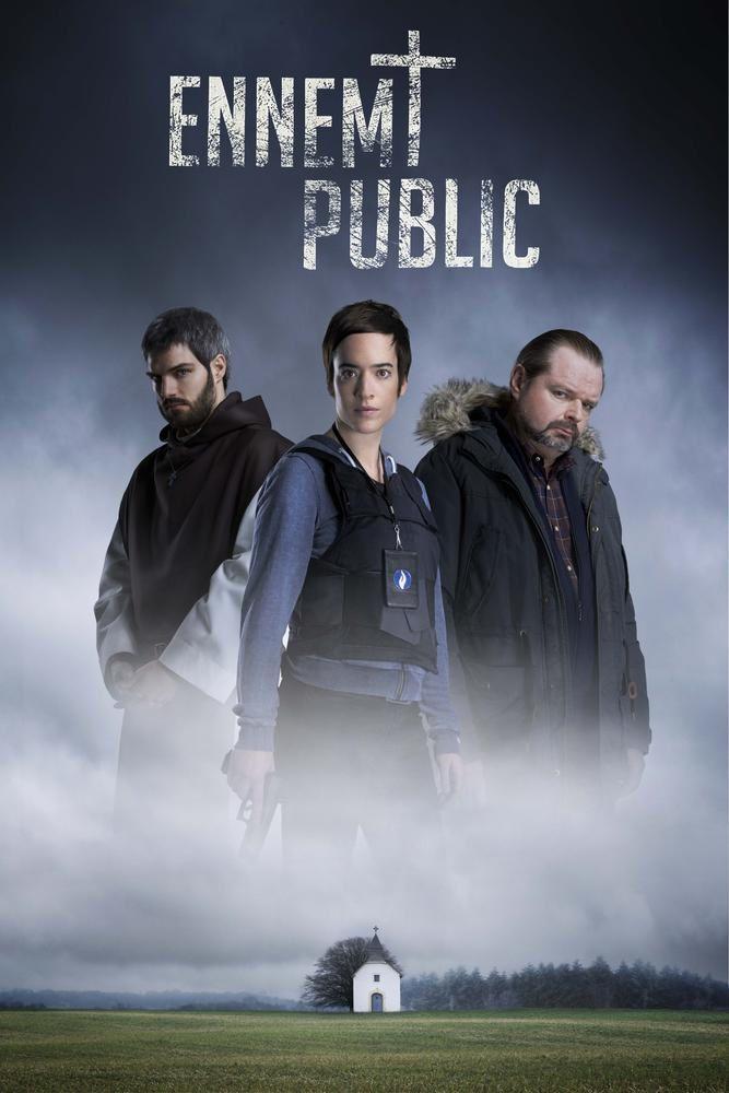 Dès ce lundi soir sur TF1, la série belge inédite Ennemi Public.