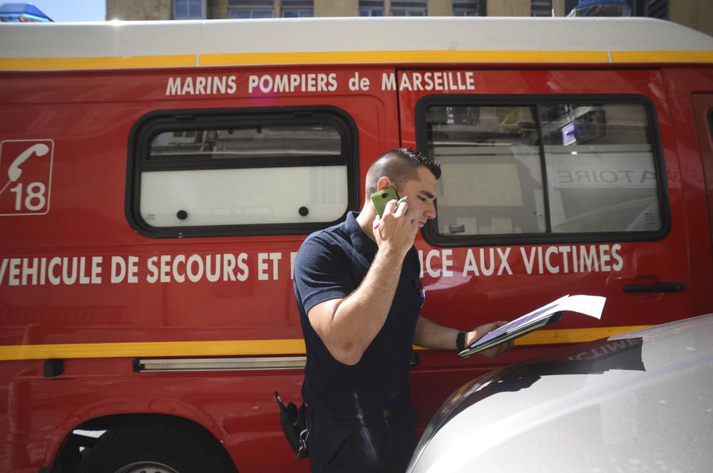 L'épisode 3 de Pompiers leur vie en direct, ce dimanche sur TF1.