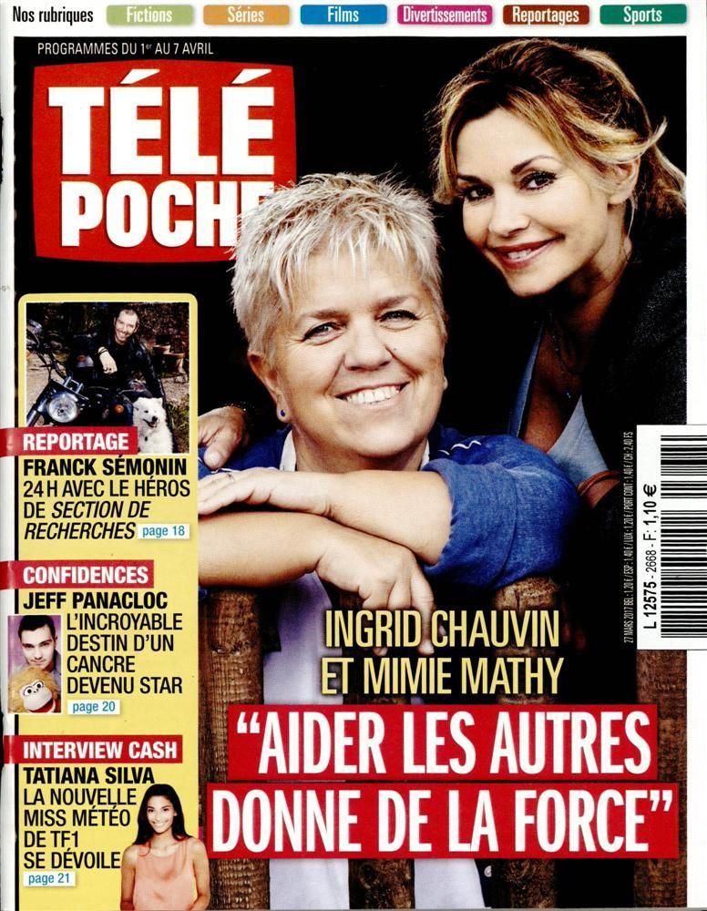 La Une des hebdos de la presse TV : Koh-Lanta, Laure Manaudou, Laëtitia Milot.