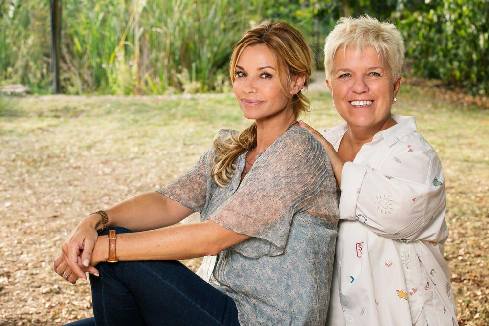 Le duo Mimie Mathy - Ingrid Chauvin en tête des audiences lundi soir.
