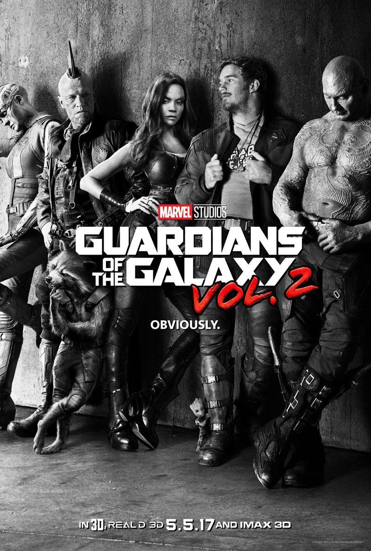Box-office États-Unis : Les gardiens de la galaxie écrasent tout !