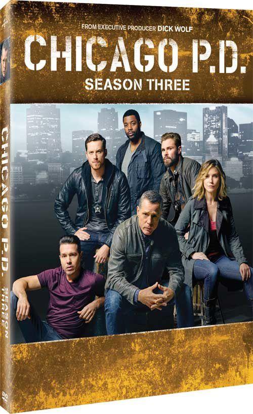 Renouvellement par NBC des séries Chicago Fire, Chicago PD, Chicago Med.
