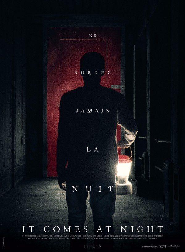 La bande-annonce française du thriller horrifique It Comes At Night.