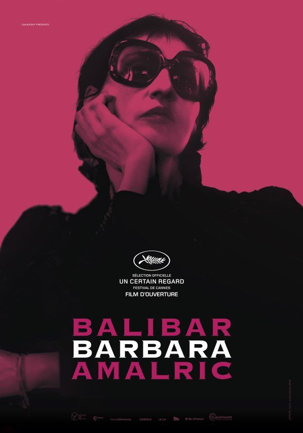 Dans les salles ce mercredi : le film Barbara, avec Jeanne Balibar.