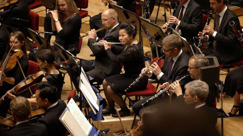 L'incroyable histoire de Wu Jing, flûtiste soliste philarmonique malvoyante, ce soir sur Planète +.