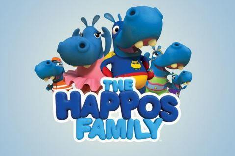 Une saison 2 pour la série jeunesse The Happos Family.