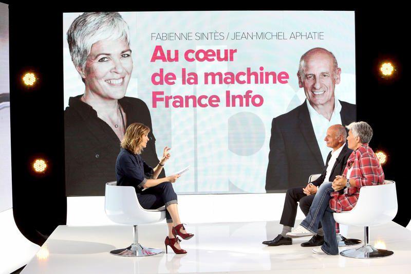 Le Tube ce samedi : Fabienne Sintès, Jean-Michel Aphatie...et focus sur Hornet.