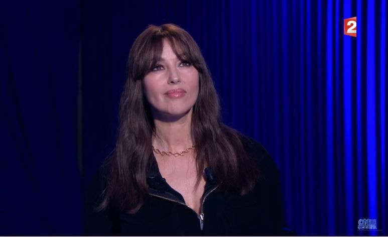 """Les vidéos d'""""On n'est pas couché"""" hier : Bellucci, Camille, Lambron, Malet, Boujenah."""