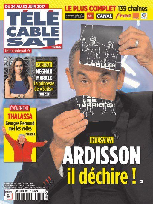 Cyril Hanouna ne mérite ni tant d'honneur ni tant d'indignité, juge Thierry Ardisson.