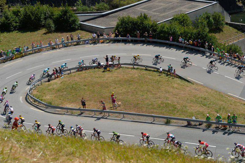 Grosse audience pour Le Tour de France samedi sur France 3 puis France 2.