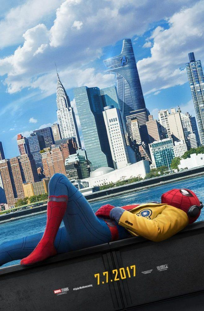 Box-office États-Unis : gros carton pour Spider-Man Homecoming !