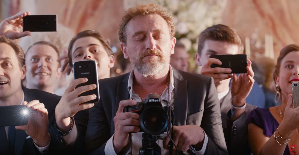 Nouveau teaser de Le sens de la fête, film de Toledano et Nakache, avec Jean-Paul Rouve.