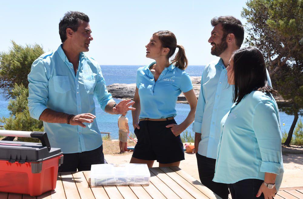 Ariane Brodier intègre Camping Paradis dès ce lundi sur TF1.