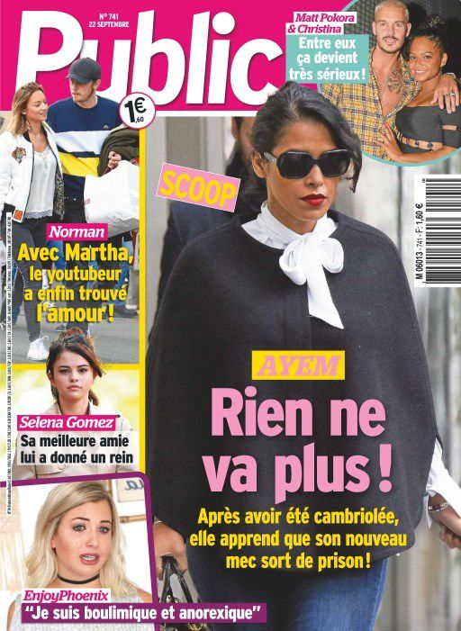 La Une de la presse people ce vendredi : Brigitte Macron, Ayem, Laure Manaudou.