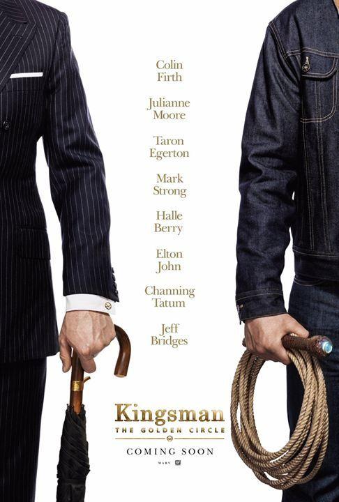 Box-office USA : Kingsman 2 en tête, déception pour Lego Ninjago Movie.