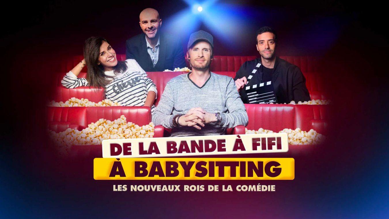 Sur W9 ce soir, document inédit consacré à la Bande à Fifi (Philippe Lacheau, Tarek Boudali...).