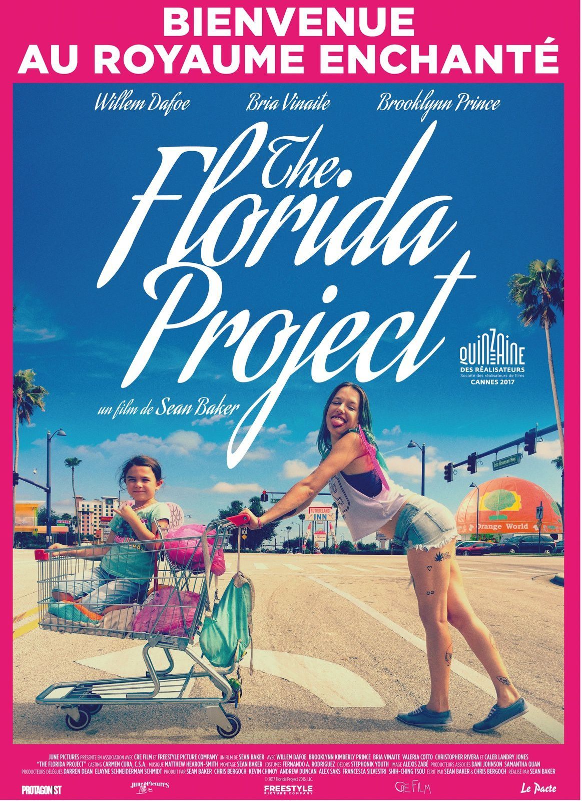 Bande-annonce du film The Florida Project, de Sean Baker.